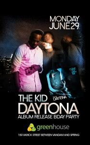 Daytona_AlbumRelease