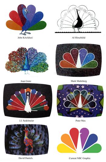 NBC Logo History | ArtekNYC Blog